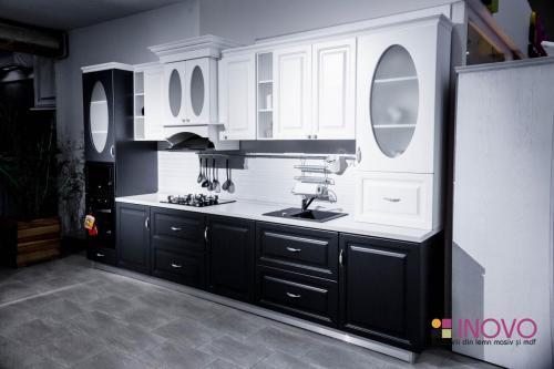 Bucătărie Cleopatra mdf vopsit 4