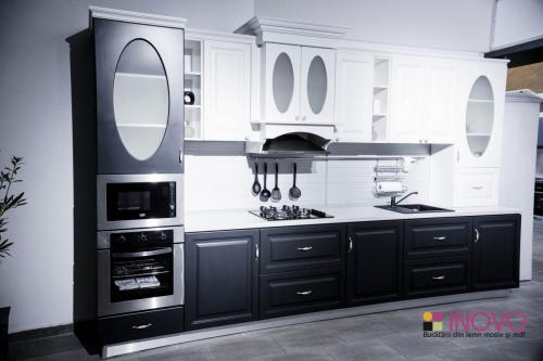 Bucătărie Cleopatra mdf vopsit 5